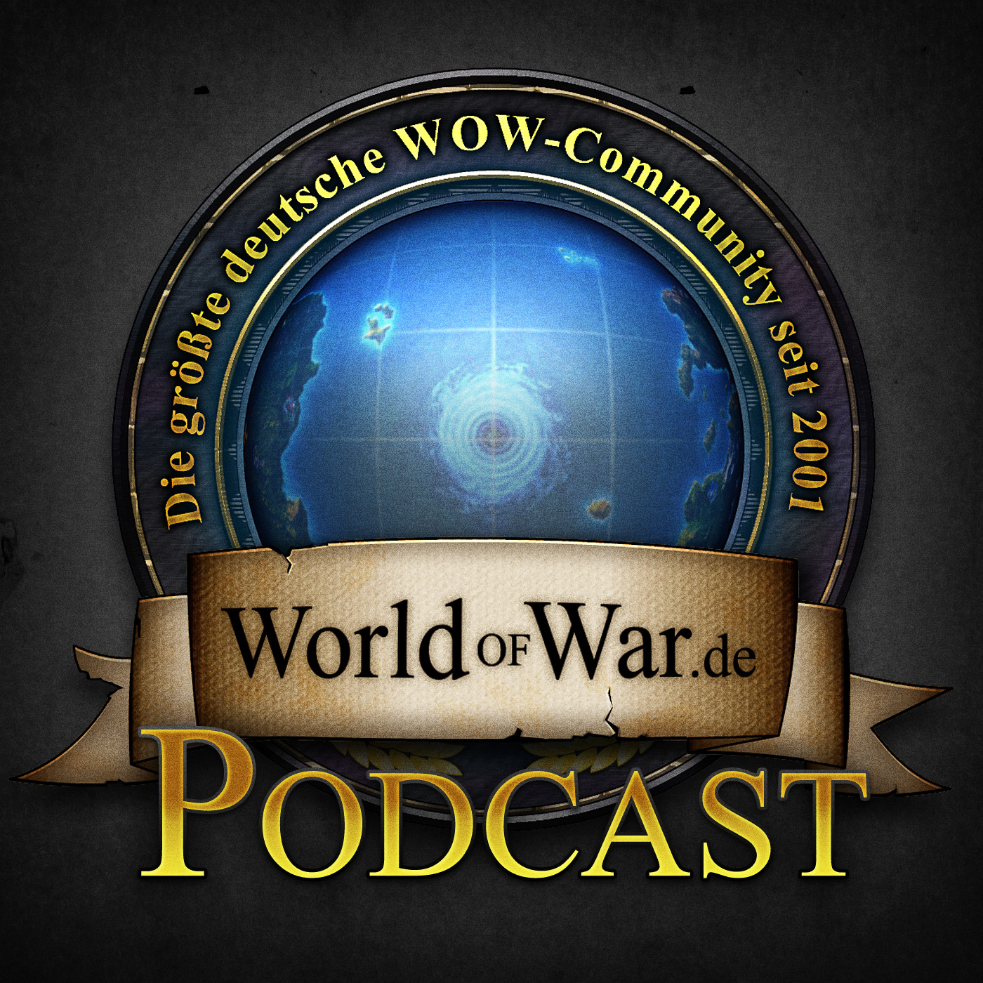 WorldofWar.de-Podcast - Der deutsche WoW-Cast